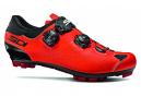 Chaussures VTT Sidi Eagle 10 Rouge Noir