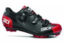 Chaussures VTT Sidi Trace 2 Noir Rouge