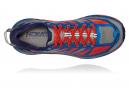 Chaussures de Trail Hoka One One Mafate Speed 2 Bleu / Orange