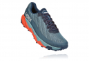Chaussures de Trail Hoka One One Torrent Bleu / Orange