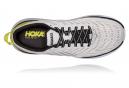 Chaussures de Running Hoka One One Arahi 4 Blanc / Noir / Jaune