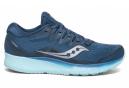 Chaussures de Running Femme Saucony Ride Iso 2 Bleu / Bleu