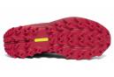 Chaussures de Trail Femme Saucony Peregrine 10 ST Noir / Rose / Noir