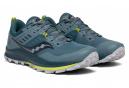 Chaussures de Trail Saucony Peregrine 10 Bleu