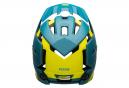 Casque avec Mentonnière Amovible BELL Super Air R Mips Bleu Jaune 2021