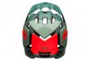 Casque avec Mentonnière Amovible BELL Super Air R Mips Vert Rouge 2021