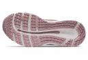 Chaussures de Running Femme Asics Cumulus 21 Rose / Or