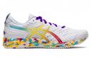 Asics Gel Damen Laufschuh Noosa Tri 12 Damen Weiß Multicolor