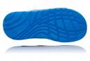 Hoka Ora Recovery Slide Noir Bleu