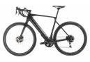 Vélo de Route Électrique Cube Agree Hybrid C:62 SLT Disc Shimano Dura Ace Di2 11V 2019 Noir
