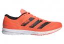 Chaussures de Running adidas running adizero Takumi Sen 6 Orange / Blanc