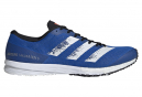 Chaussures de Running adidas running adizero Takumi Sen 6 Bleu / Blanc