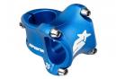 Potence Spank Spike Race 2 0° 31.8 mm Bleu