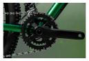 Bombtrack Beyond Gravel Bike Sram GX / X5 10V Mate Metálico Verde