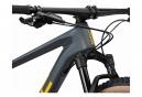 BMC Teamelite 01 EIN Sram GX Eagle 12V Grau / Gelb Semi Rigid MTB