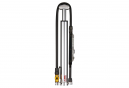 Lezyne Micro Floor Drive Digital HVG Pump (Max 90 psi / 6.2 bar) Silver