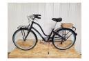 Vélo de Ville Electra Townie Commute 8d Shimano Acera 8V Noir / Bleu