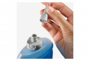 Bouteille à main Salomon Soft Flask 500mL Bleu Femme