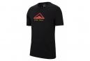 Short Sleeves T-Shirt Nike Dri-Fit Trail Black Men
