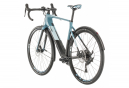 Vélo de Route Cube Nuroad Hybrid C:62 SL Shimano GRX 11V 2020 Bleu / Noir