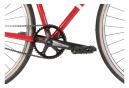 Vélo de Ville Fairdale X Chocolate Skateboards Express Single Speed Rouge 2020