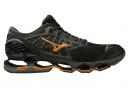 Chaussures de Running Mizuno Wave Prophecy 9 Noir