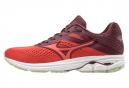 Chaussures de Running Femme Mizuno Wave Rider 23 Rouge