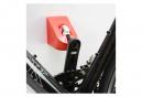 Cycloc Superhero Wall Bike Rack Black