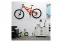 Cycloc Hero Wall Bike Rack Black