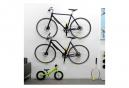 Support Mural de vélo Cycloc Hero Noir
