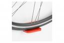 Cycloc Superhero Wall Bike Rack White