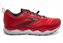 Chaussures de Trail Brooks Running Caldera 4 Rouge