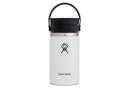 Thermos Hydro Flask Wide Mouth Flex Sip 350 ml Blanc
