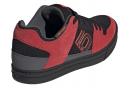 Paire de Chaussures VTT Five Ten Freerider Noir Rouge