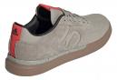 Paire de Chaussures VTT Five Ten Sleuth Roucho Gris Sesame Griplu