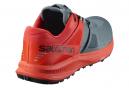 Chaussures de Trail Salomon Ultra Pro Gris / Orange