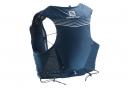 Pack de hidratación Salomon ADV Skin 5 Set Azul Unisex