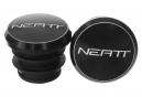 Neatt Aluminium Bar Plugs Black