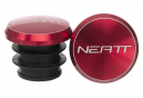 Neatt Aluminium Bar Plugs Red