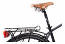 Vélo de Ville Bicyklet Leon Shimano Acera/Altus 8V 700 mm Noir Mat 2020