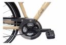 Vélo de Ville Femme Bicyklet Colette Shimano Acera/Altus 8V 700 mm Ivoire Brillant 2020