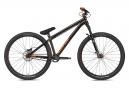 Vélo de Dirt NS Bikes Movement 1 Single Speed 26'' Noir Cuivre 2020