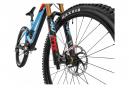 Mondraker Summum Carbon Pro Team Shimano Saint 10s Blau / Orange 2020