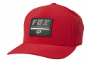 Casquette Fox Serene Flexfit Chili