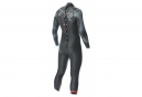 TYR Wetsuit Men Category 3 Wetsuit Black/Red/Blue