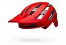 Casco Bell Super Air Mips Rosso / Grigio 2021