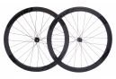 Paire de Roues Fast Forward F4D FCC Carbon Disc DT350 Tubeless Ready | 12x100 - 12x142mm