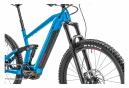 VTT Électrique Tout-Suspendu Moustache Samedi 27 Trail 4 Sram SX Eagle 12V 625 Wh 27.5'' Plus Bleu Outremer 2020