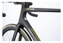Cannondale SuperSix EVO Hi-MOD Disc Dura Ace Di2 Bicicleta de carretera Shimano Dura Ace Di2 11S 700 mm Negro Gris