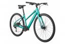 Vélo de Ville Électrique Cannondale Quick Neo SL 2 Shimano Altus 9V Bleu